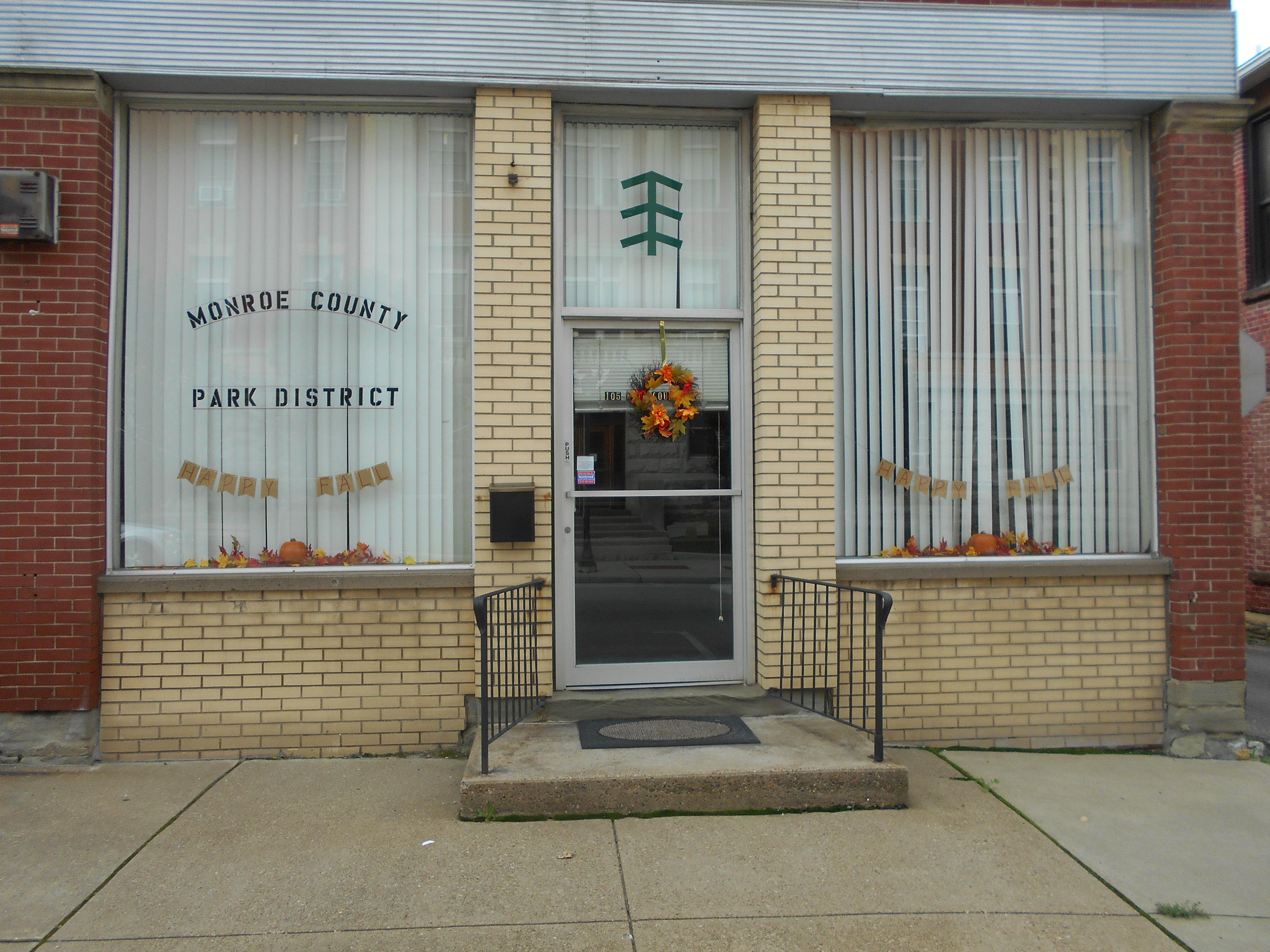 MC Parks District office