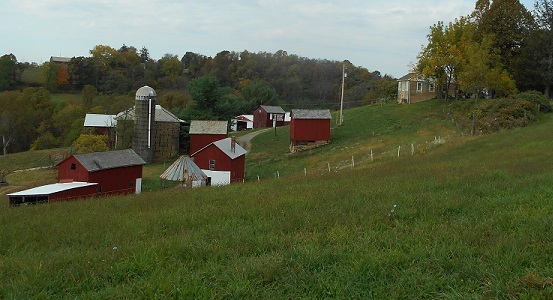 Kindleberger farm