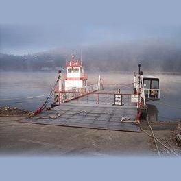 sistersville ferry 3
