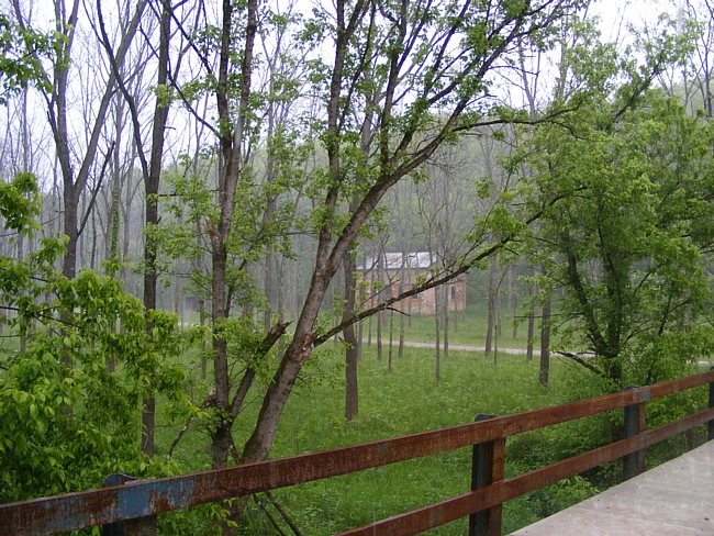 Ring Mill near Graysville