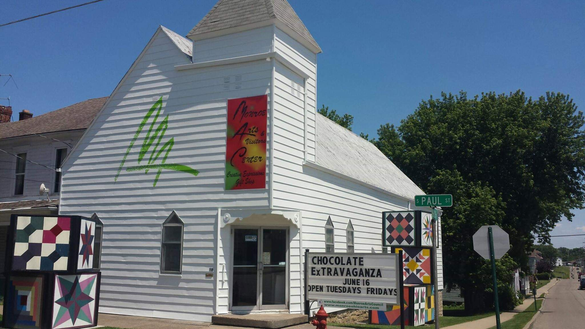 Monroe Arts & Visitors Center