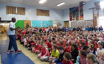 Superschools assembly
