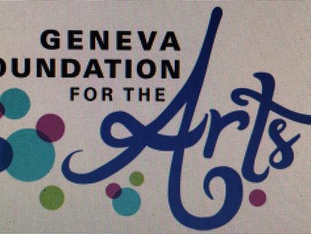 GENEVA ART GUILD FOLDS INTO GENEVA FOUNDATION FOR THE ARTS