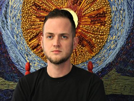 """NEW ARTIST SEEKS FEEDBACK ON HIS INNOVATIVE, """"PAINT COLLAGE"""" ARTWORK"""
