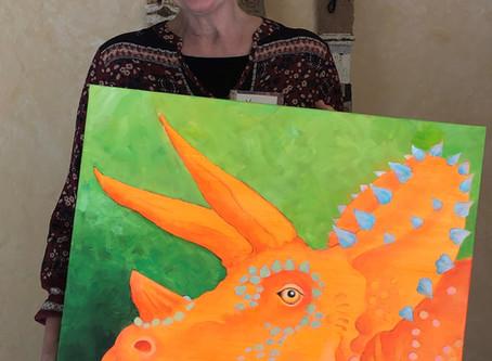 Meet local artist, Nancy Staszak