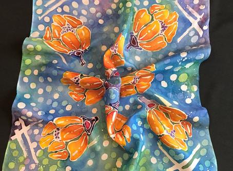 Textile Artist, LINDA ZIZZO, Barrington, IL