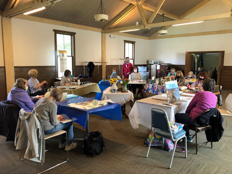 Wayne Art League Welcomes All Skill Levels Promoting Art & Friendship