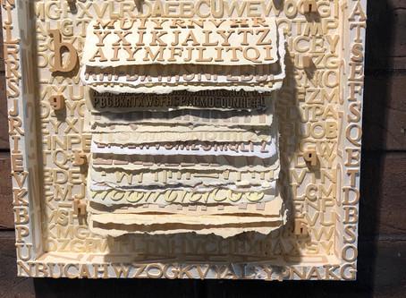 """Code Talk"" Paper Artistry"