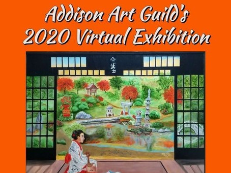 Addison Center for the Arts' Virtual Show