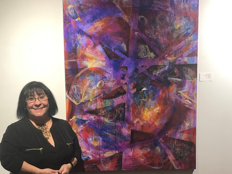 Meet Maureen Gasek-Creating Art Despite Personal or Pandemic Strife
