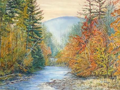 Congratulations to Colored Pencil Artist, Linda Palmer, Competition Finalist