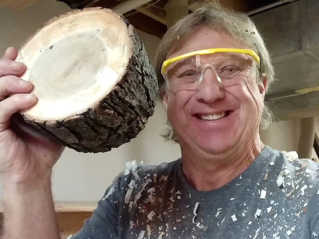 Woodworker, Jeff Walsma, Knows His Trees & How to Shape Them into Art