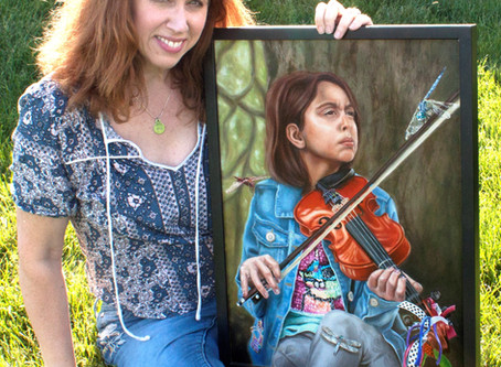 Meet Figurative Artist Danielle Piloto