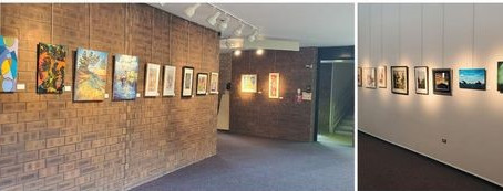 See the Wayne Art League Show at Norris Gallery in St. Charles, IL Opening June 11, 2021