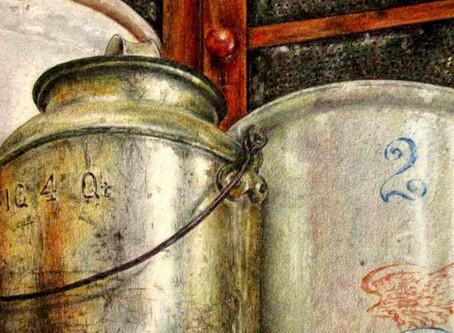 """Old School"" by Sandra Weiland"
