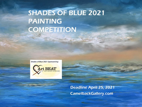Fox Valley ArtBEAT sponsors its first-ever, online juried art competition with  Camelback Gallery