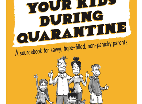 10 Ways To Engage Your Kids During Quarantine