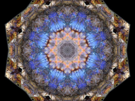 Joan M. Ladendorf Creates Mesmerizing Mandalas through the Magic of Digital Photography