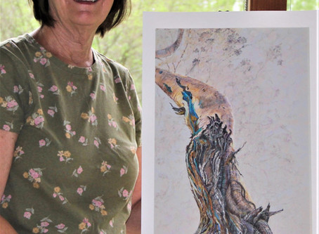 Artist Linda Palmer -- Inspired by Nature