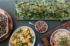 catering organic health food amara kitch