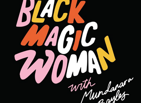 Aunty Pat Mamanyjun Torres features in the Black Magic Woman Podcast, hosted by Mundanara Bayles.