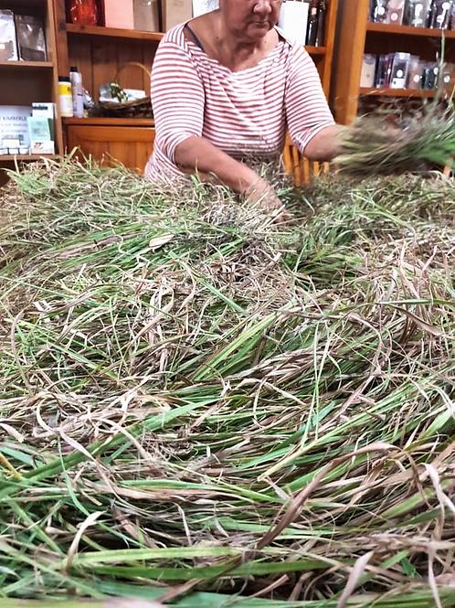 NATIVE LEMON GRASS (DRIED)