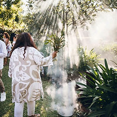 Mayi Harvests Native Foods Smoking Cerem