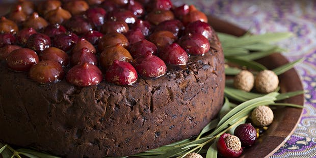 Bush Fruit Christmas Cake Recipes Mayi H