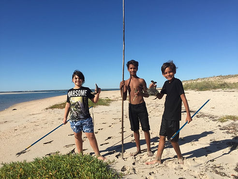 Mayi Harvests Native Foods Family Broome