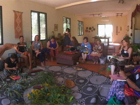 Wattle Seed Workshop with Mayi Harvests Native Foods