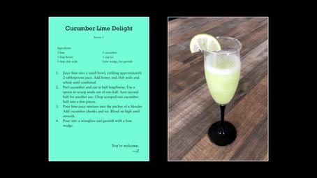 Cucumber Light Delight