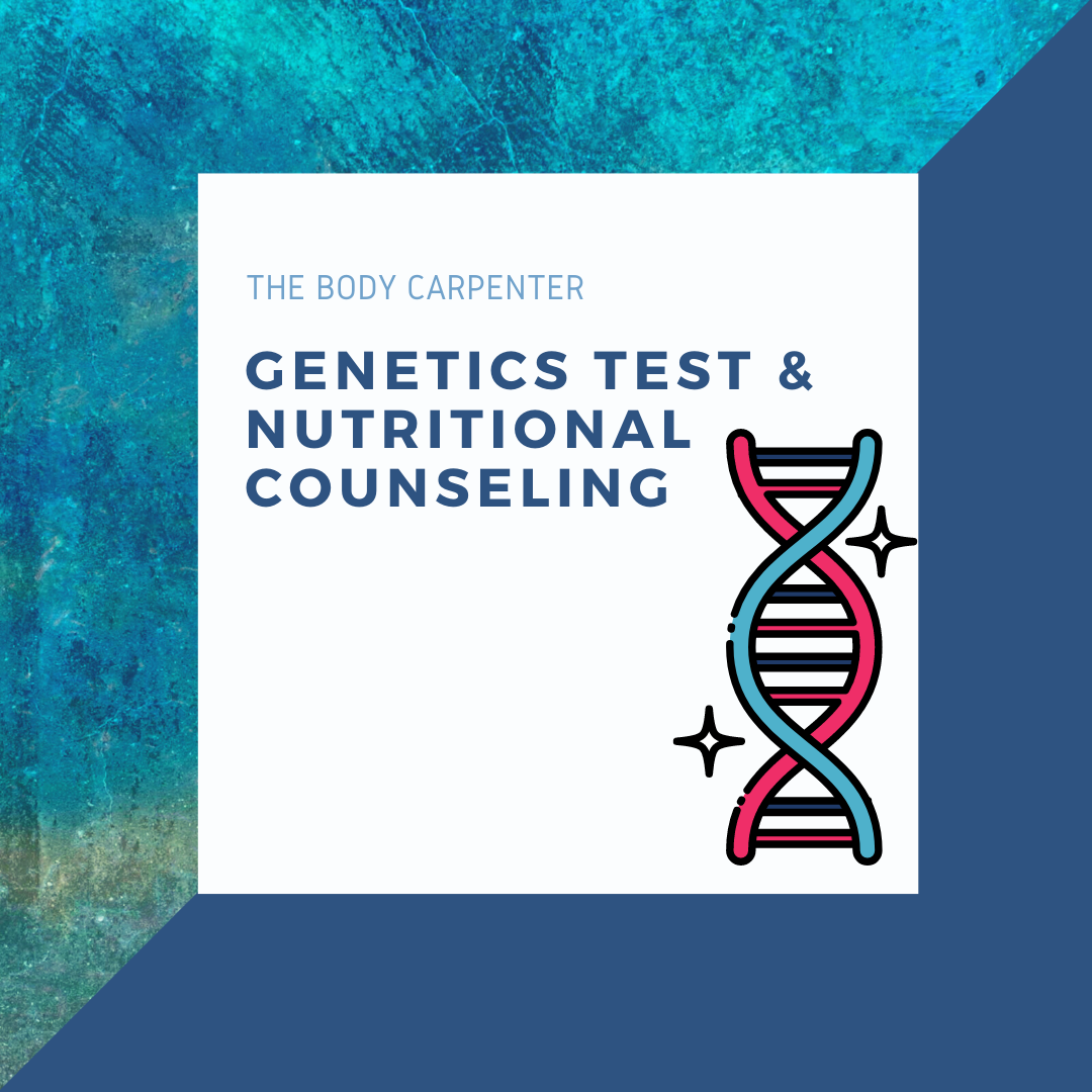Genetics Test & Personalized Review
