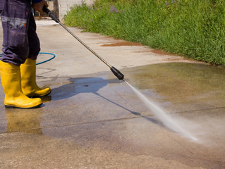 Exterior Cleaning Insurance