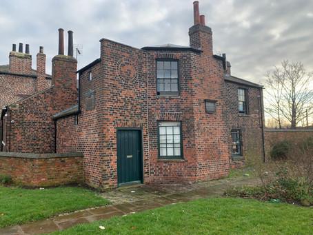Weigh House on Stockton to Darlington Line
