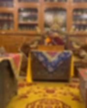 Shakyamuni Buddha & 16 Arhat Puja for Ve