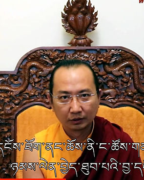 How Do We Learn and Practice Dharma, H.H