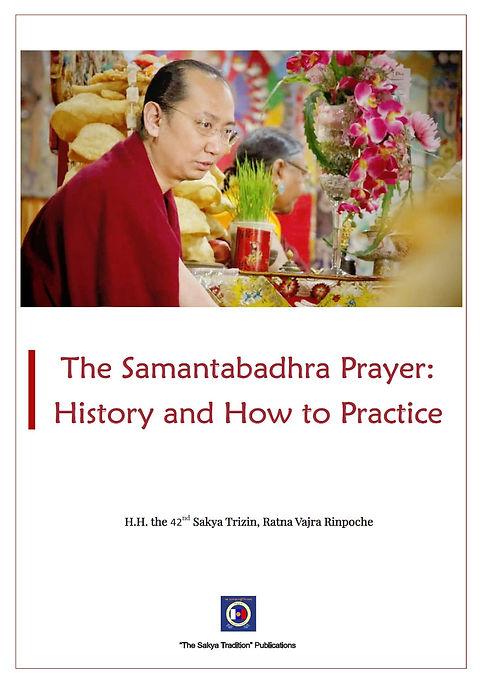 Samantabhadra Prayer_ History and How to