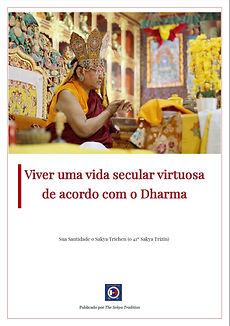 Viver uma vida secular virtuosa de acordo com o Dharma.jpg