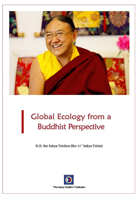 Global Ecology from a Buddhist Perspecti