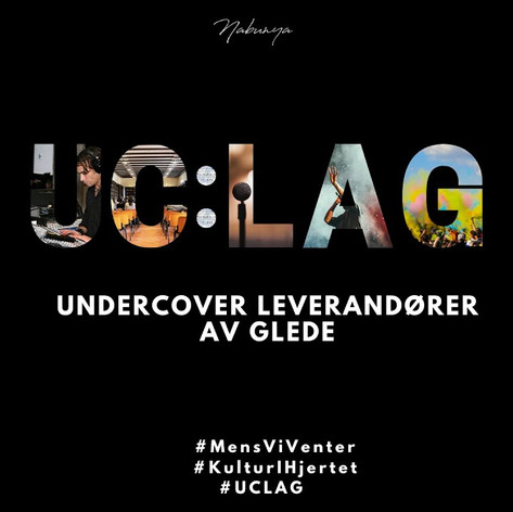 UNDERCOVER SUPPLIERS OF JOY (UC:LAG)