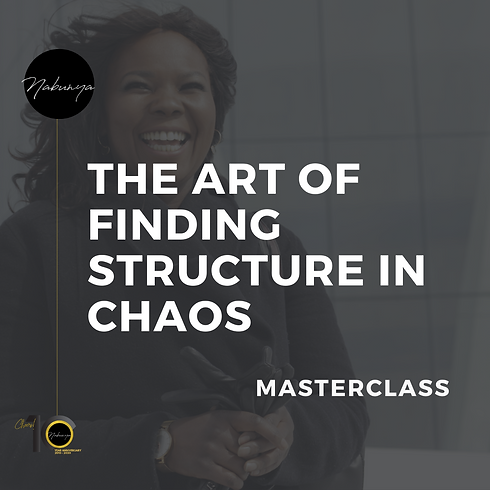 The art of finding structure in chaos.pn