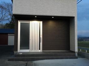 T様邸新築事務所