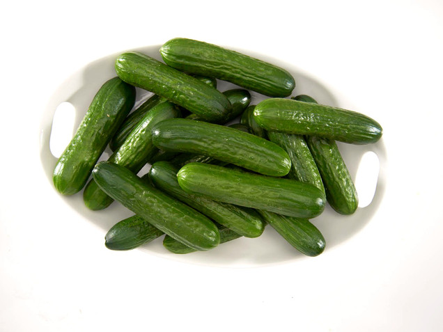 Cocktail Cucumbers