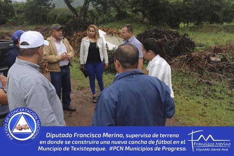 #PCNMunicipios en Progreso.