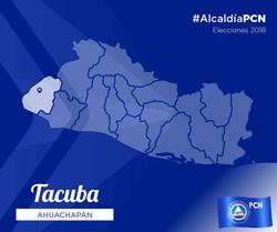 TACUBA - AHUACHAPÁN