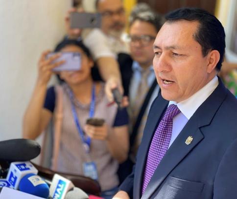 #NotiPCN Conferencia de Prensa del Presidente Mario Ponce :