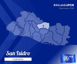 SAN ISIDRO - CABAÑAS