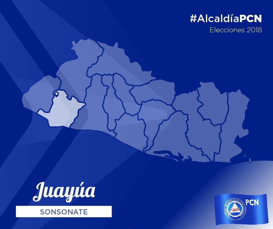 JUAYÚA - SONSONATE