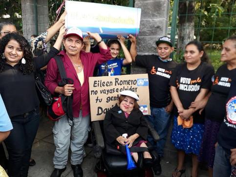 Aprobación de Ley de Inclusión Personas con Discapacidad debe ser prioridad de la nueva Asamblea Leg