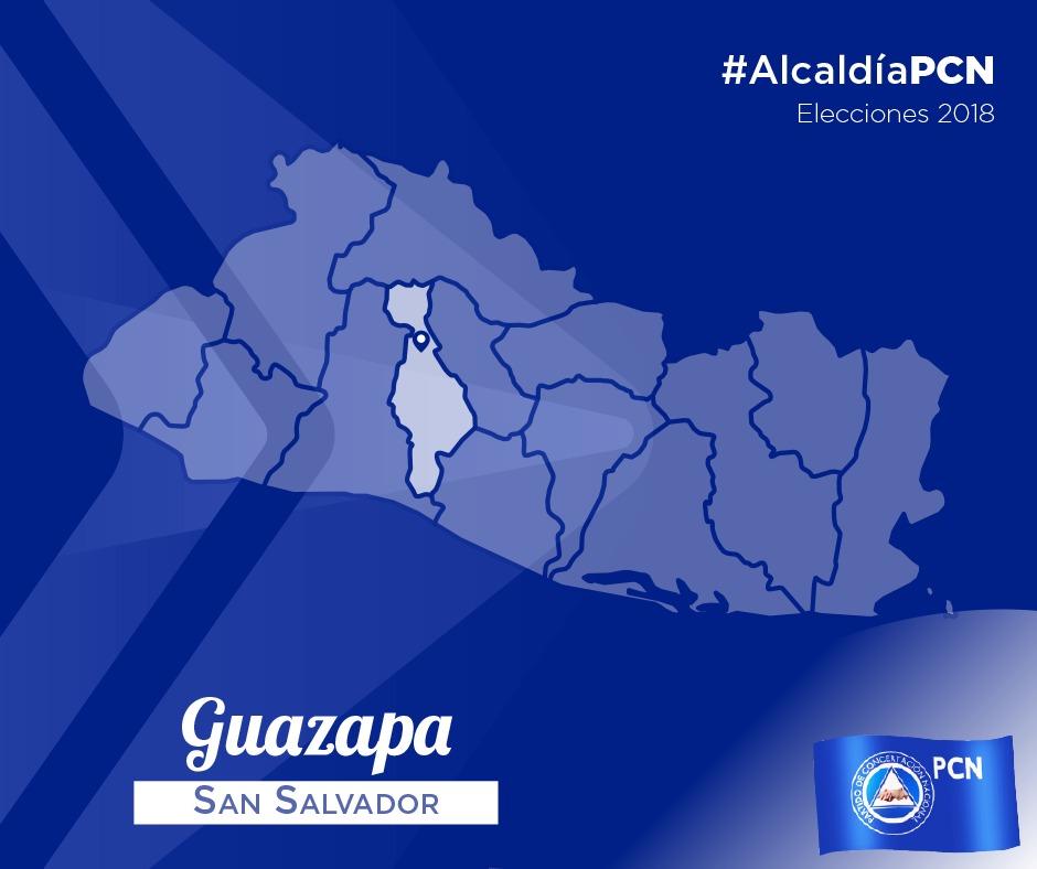 GUAZAPA - SAN SALVADOR